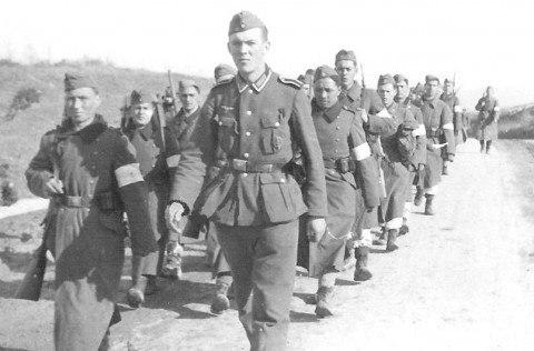 Зверства крымских татар во время Великой Отечественной войны