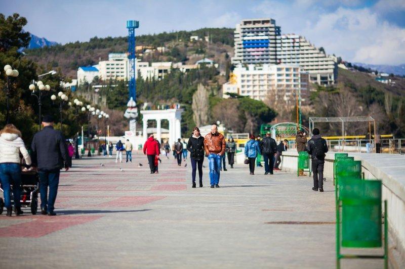 Впечатления от поездки в Крым