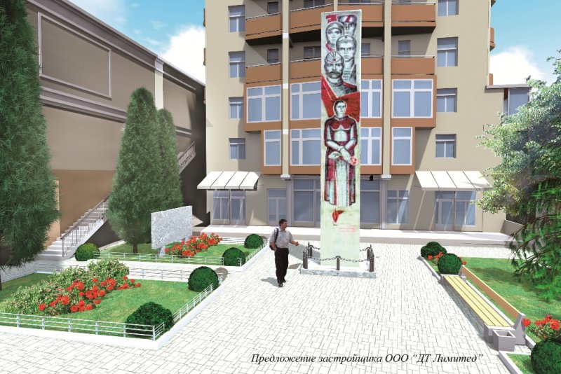 Общественные обсуждения по проекту благоустройства на ул. Ленина