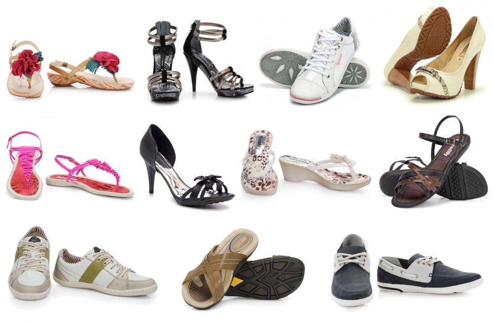 Обувь для ног