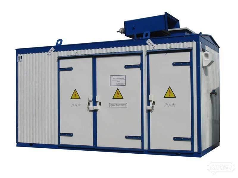 Как правило, компактные трансформаторные подстанции поставляются готовыми блоками или целиком