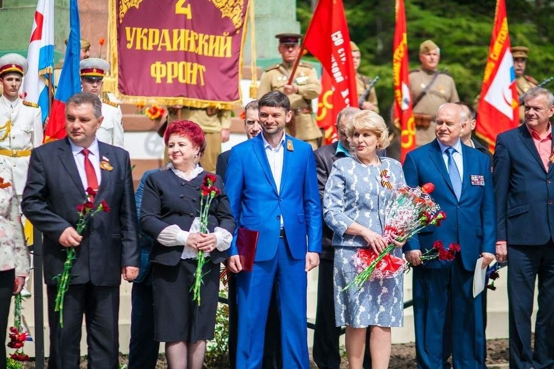 Галина Огнева готова снова стать украинкой. Волшебный Партенит