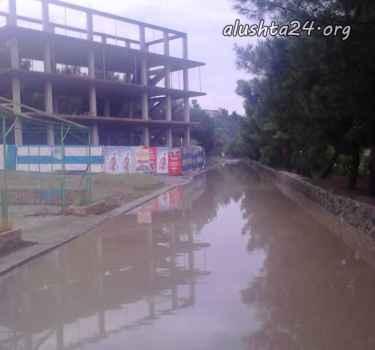 Алушта   Восточная. После дождика в четверг