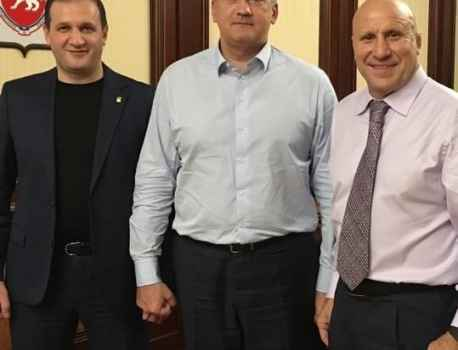Джангобегов Джемал Владимирович избран на пост президента спортивной борьбы Республики Крым