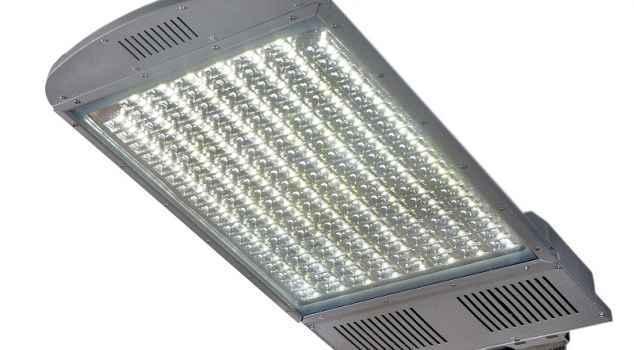 Замена освещения в городе на светодиодное
