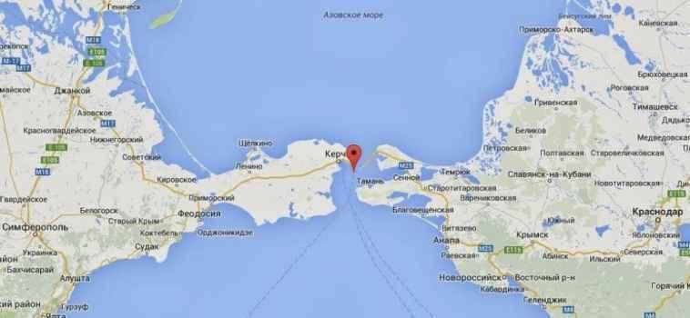 Как доехать в Крым с аэропорта Анапы