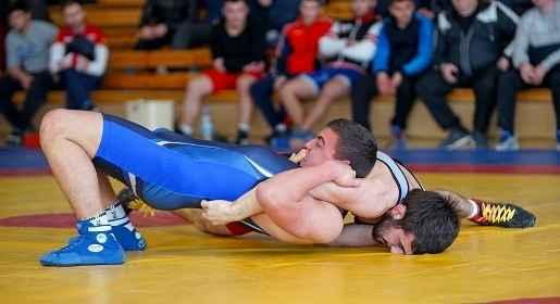 Чемпионат крыма по греко-римской в Алуште 7-8 апреля