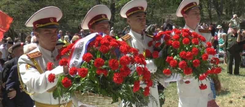 Традиционная партизанская маевка на перевале 02,05.2017 г. (Фоторепортаж)