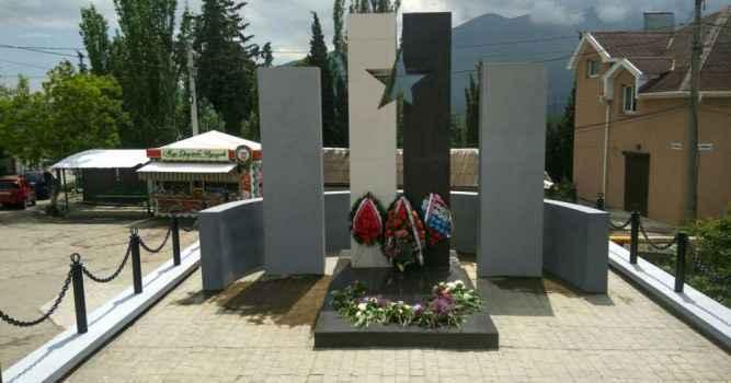 Празднование дня Победы 9 мая в Изобильном