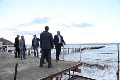 В Крыму провалили подготовку пляжей к сезону