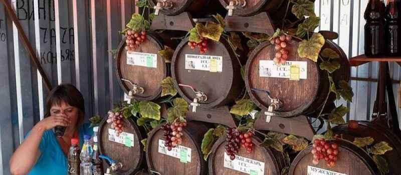 Почему не стоит покупать разливные вина