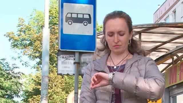 Автобус не приехал на свой рейс в Поповскую балку