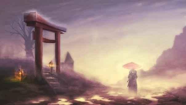 Притча о самурае