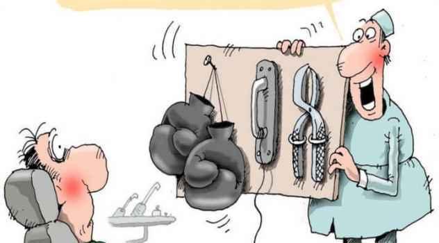 Не обращайтесь к стоматологу Небере Марине Игоревне