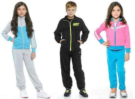 Как выбрать спортивный костюм ребенку? 24 июля 2017
