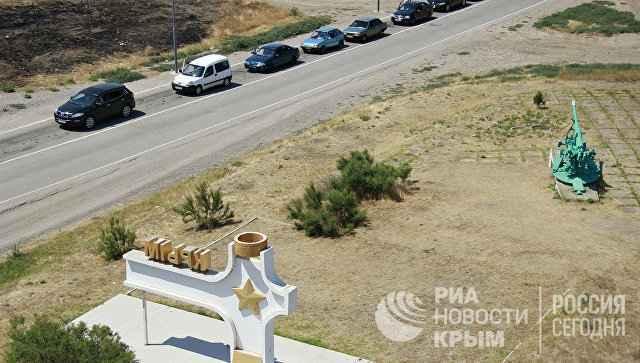 Украина мобилизует СМИ и пограничников для туристической блокады Крыма