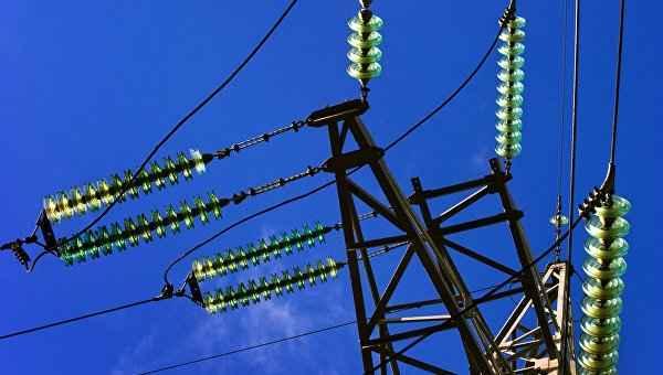 На юге Крыма временно отключали электроэнергию