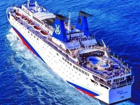 7-дневное путешествие на круизном лайнере