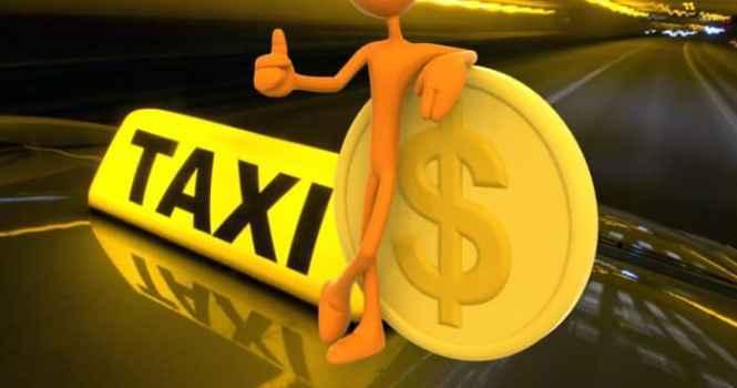 Таксисты на автовокзале Алушты завышают цены