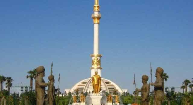 Что стоит посмотреть в Туркменистане? 1 сентября 2017