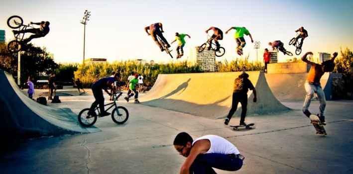 Райдеры Алушты предлагают создать скейт-парк