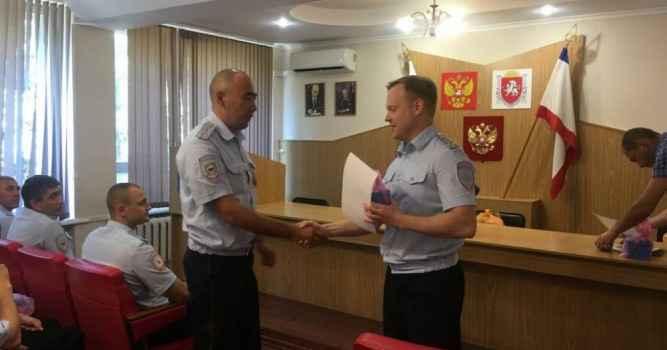 Сотрудники алуштинской полиции подвели итоги по охране общественного порядка в курортно-летний сезон