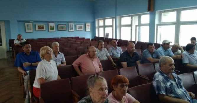 В Алуште обсудили законопроект о функционировании государственных и иных языков в Республике Крым