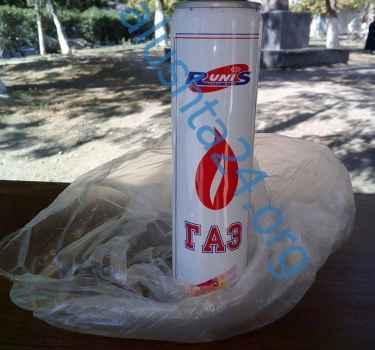 В Алуште ученики школы №3 в учебное время занимаются токсикоманией и курением