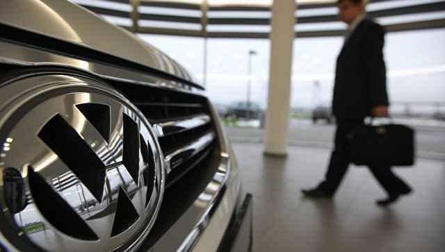 Volkswagen запретил продавать свои грузовики и автобусы в Крыму - СМИ