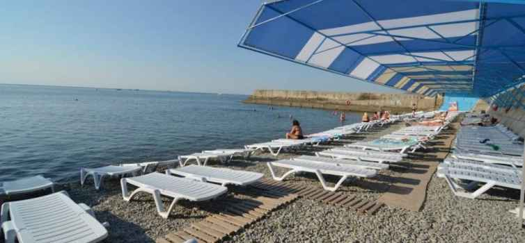 Новые формы пляжных паспортов будут доработаны в связи с особенностями искусственных пляжей Алушты