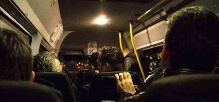 Отжимание автобусных маршрутов или показуха перед проверкой?