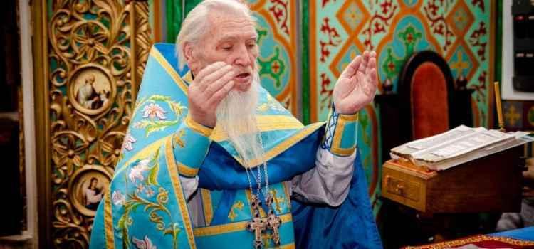 20 марта годовщина смерти протоиерея Михаила (Халюто)