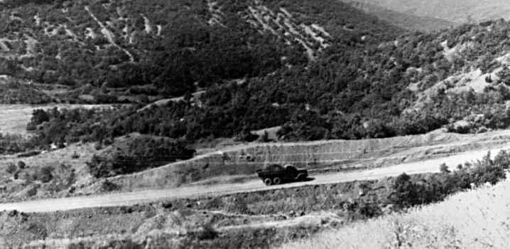 История Алуштинского водопровода и строительства плотины