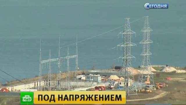 Продление ограничений подачи электроэнергии