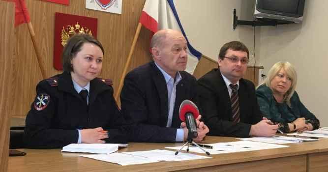 В Алуште начал работу Общественный совет при ОМВД России по г.Алуште