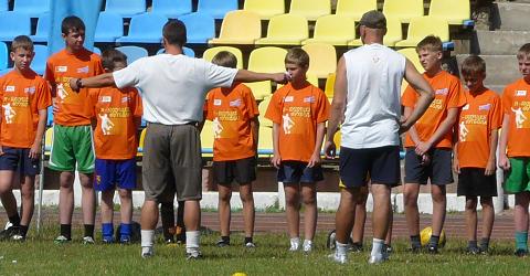 В Алуште пройдет международный детско-юношеского турнир по футболу