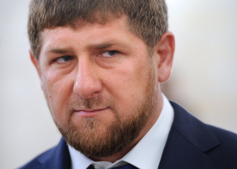 Чеченский спецназ едет на Украину «защищать» юго-восток