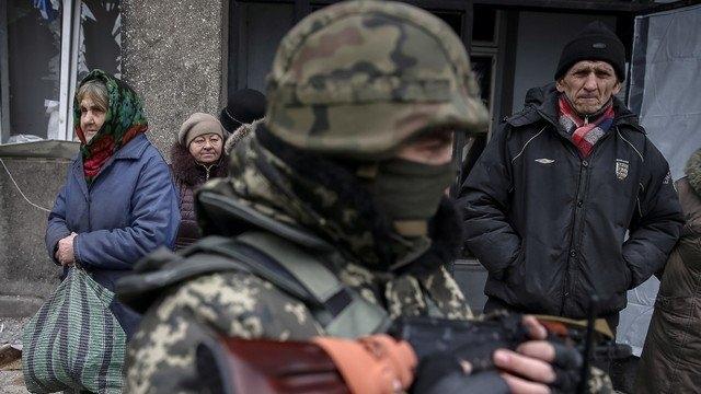 Киев лишил украинцев права собственности!