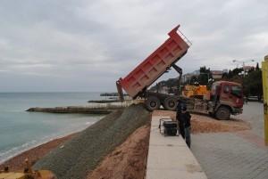 Есть ли надежда вернуть широкие пляжи городу