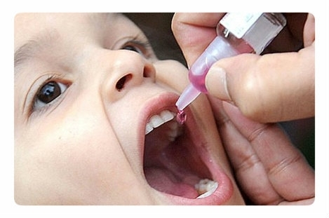 Прививка от полиомиелита, кто подскажет куда обращаться?
