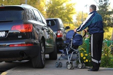 Ограничение движение личного транспорта в Алуште - насущная потребность