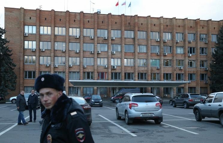 ЧП в Красногорске: чиновников, по предварительным данным, застрелил бизнесмен Георгадзе