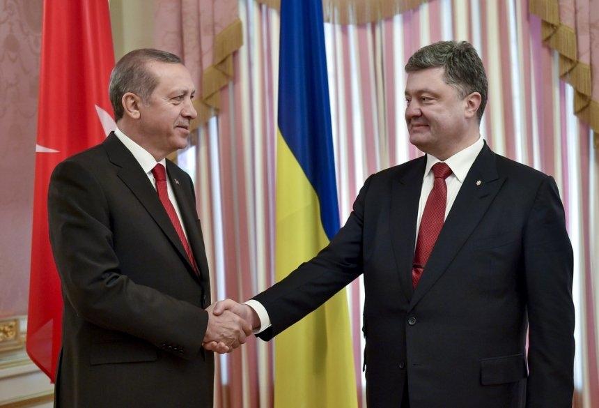 Аппетиты Эрдогана на Крым и не только...