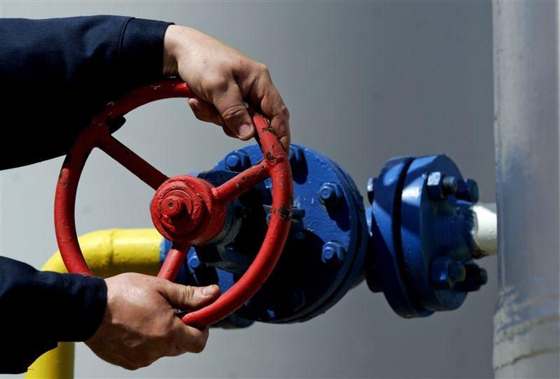 В Геническе заявили, что газ в город поступает из Крыма