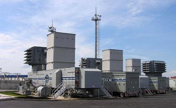 В Крыму запущена в работу дополнительная мобильная газотурбинная электростанция