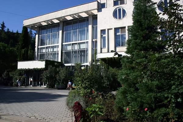 В Алуште появится дом творчества «Алуштинский» на базе одноименного санатория