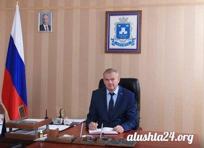 Экс-глава администрации Алушты Игорь Сотов стал заместителем руководителя администрации