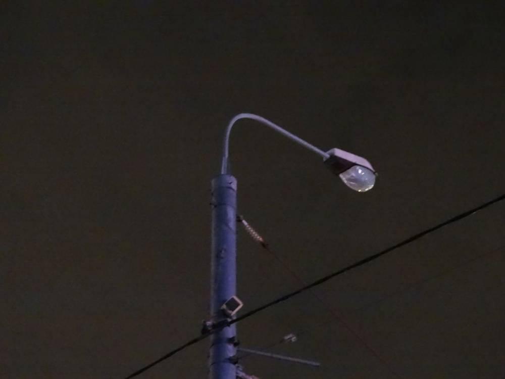 Улицы Алушты без освещения!