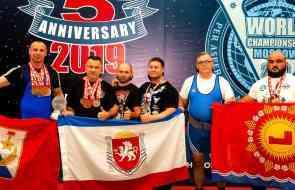 Чемпионом и рекордсменом Мира стал наш алуштинец Леоненко Василий