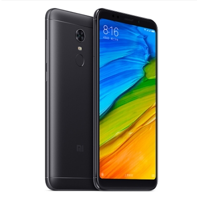 Смартфон Xiaomi Redmi 5 Plus 4Gb/64Gb LTE blac